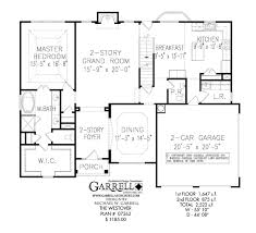 master house plans westover house plan house plans by garrell associates inc