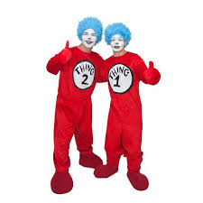 Dr Seuss Characters Halloween Costumes Dr Seuss Characters Kids Fairyland
