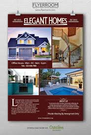 free real estate flyer templates homes real estate flyer template flyerroom