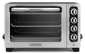 kitchenaid toaster oven kitchenaid kco222ob countertop oven onyx black