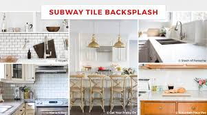 picture of backsplash kitchen 55 best kitchen backsplash ideas for 2018