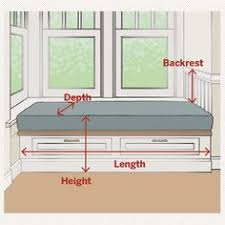 Build A Window Seat - how to build a window seat with storage diy tutorial extra