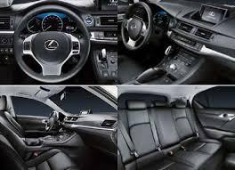 lexus suv 3rd row lexus ct 200h interior suvs with 3rd row seating