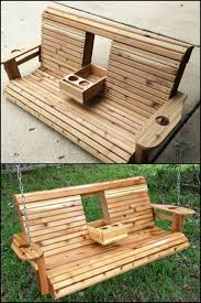 Outdoor Wood Bench Diy by Best 25 Porch Bench Ideas On Pinterest Front Porch Bench Ideas