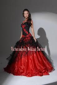 perfect model of black victorian wedding dresses according on