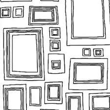 modern geometric wallpaper allmodern