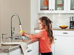 small kitchen faucet freestanding kitchen design pictures ideas from hgtv hgtv
