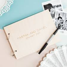 Best Wedding Photo Album Personalised Wedding Photo Albums