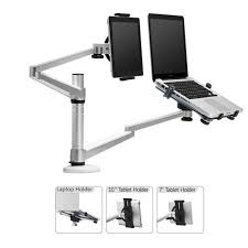 Desk Mount Laptop Stand Stand V002i Laptop Tablet Desk Mount Vivous