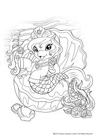 my filly world pony toys coloring pages mermaids 1 by myfilly on