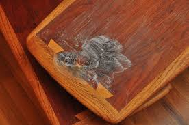 How To Remove Stains From Wood Table Removing Stains From Teak And Walnut Furniture