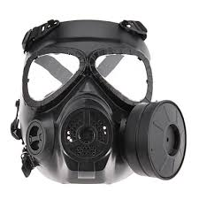 Gas Mask Costume Practical Mo4 Nuclear War Crisis Series Protector Gas Mask For