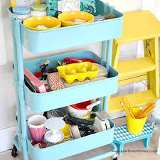 Ikea Craft Cart 9 Best How To Use The Ikea Råskog Cart In Every Room At Home