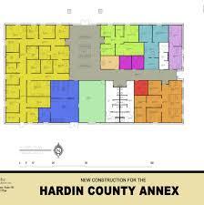 labiche architectural group inc hardin county annex building
