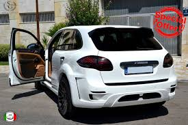 porsche jeep for sale porsche cayenne hamann guardian evo diesel at 175 000