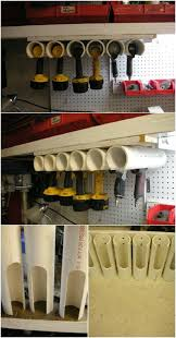Garage Sale Organizers - 25 life changing pvc pipe organizing and storage projects pvc