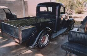 Classic Ford Truck Bench Seats - sinister u0026 slick smitty smith of edelbrock u0027s 1937 ford pickup