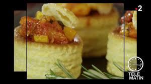 recette cuisine 2 telematin replay télématin télématin gourmand bouchées à la reine