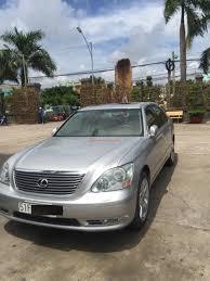 xe lexus nhap khau ls 430 xe nhập khẩu bản full option