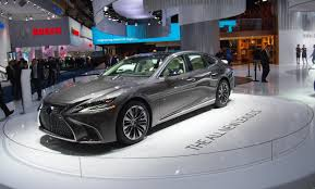 lexus new sports car 2017 lexus ls for 2018 is longer lower wider u0026 more exciting u2013 drive