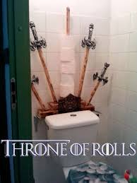 themed toilet paper holder how to make a of thrones toilet roll holder