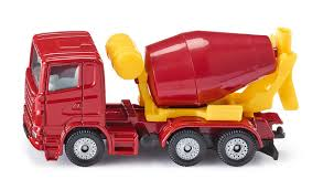buy siku 0813 cement mixer online at low prices in india amazon in