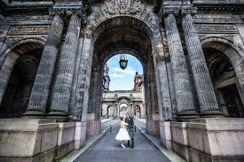 wedding arches glasgow wedding photography glasgow photographer who is there for you