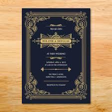 gatsby wedding invitations gatsby wedding invitations cloveranddot