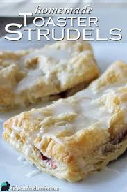 Toaster Strudle Homemade Strawberry And Cream Cheese Toaster Strudels Recipe