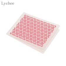 Embossing Templates Card Making - lychee plastic embossing folder for scrapbook template stamp card