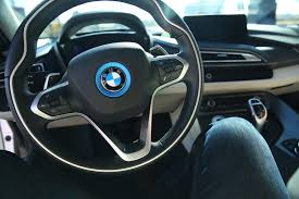 Bmw I8 Interior - bmw mobileye and intel are building a full self driving car for