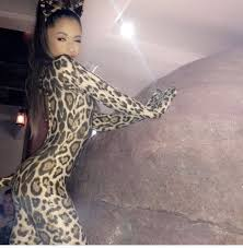 leopard halloween costume the best celebrity halloween costumes of 2016 teen vogue