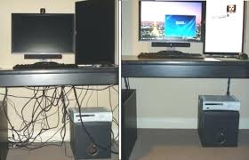 Computer Desk Cord Management Computer Desk Cord Management Desk Computer Desk With Wire