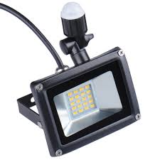 Battery Powered Led Lights Outdoor by Stunning Ge Led Flood Lights Outdoor 34 For Battery Powered Led