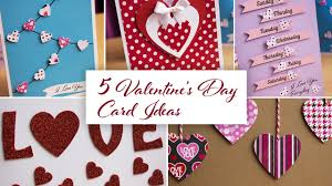s day greeting cards 5 easy diy s day greeting card ideas