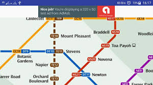 Singapore Mrt Map Singapore Mrt Map Android Apps On Google Play