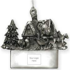 custom pewter ornaments decore
