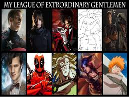 The League Memes - my league of extraordinary gentlemen meme by wolfblade111 on deviantart