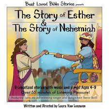 the story of esther u0026 the story of nehemiah laura van leeuwen