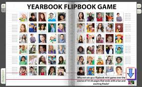 make yearbook flipping out how adding a flipbook brings to your yearbook pages