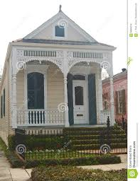 shotgun house new orleans single shotgun house editorial photo image 56666156