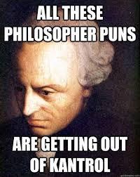 Philosophy Meme - philosopher puns philosophy know your meme