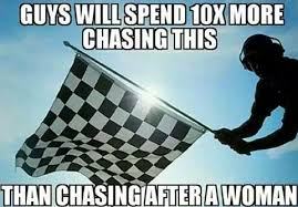 Race Car Meme - because racecar