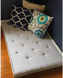 great deal on farmhouse cushions extrawide window seat cushion