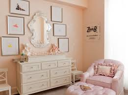 mirrored dresser nursery shabby chic with changing table chest of