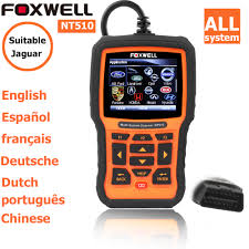 popular engine scanners buy cheap engine scanners lots from china foxwell nt 510 for jaguar diagnostic abs airbag engine scanner obd2 autoscanner diagnostic scanner obd code