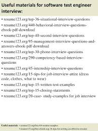 sample resume format for experienced software test engineer useful