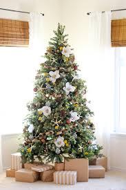 Simple Christmas Tree Decorating Ideas Interior Design New Themed Christmas Trees Decorations