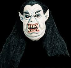 fangs vampire halloween mask in masks nightmarefactory com