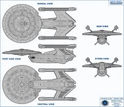 Star Trek Enterprise Floor Plans by Star Trek Database New Ships As Of July 31 2011